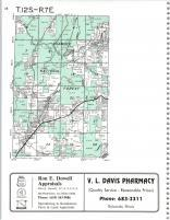 Map Image 011, Pope and Hardin Counties 1991